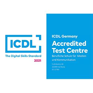ICDL 2021 Logo